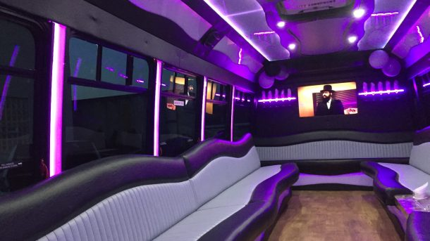 Party Bus in Michigan